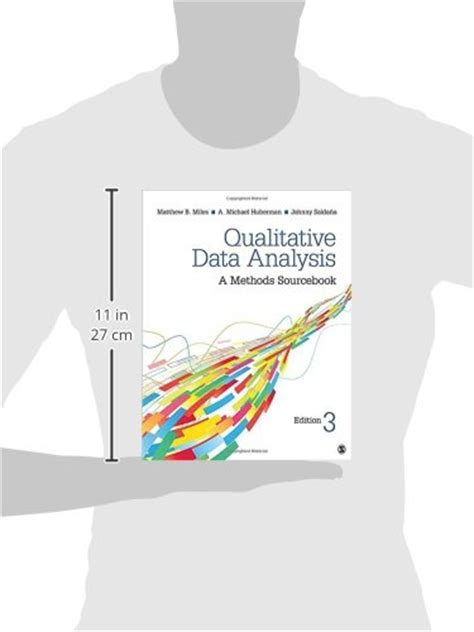 Qualitative Data Analysis A Methods Sourcebook Hberman Sdana qualitative data analysis a methods sourcebook paperback in the uae see prices reviews and