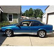 1990 Chevrolet Cavalier Z24 Coupe 31 V6 5 Speed For Sale