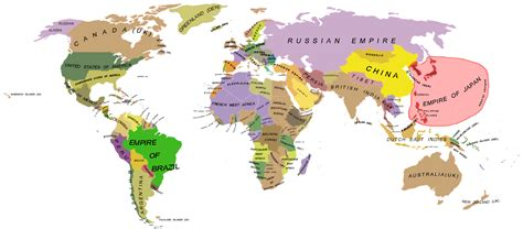 map of the world 1914 great war harry turtledove wiki historical fiction