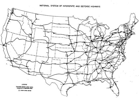 united states map with interstates and cities maps us map interstate
