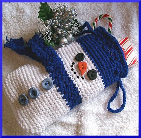 free crochet patterns easy christmas gifts 18 patterns for crochet gift bags boxes and pouches