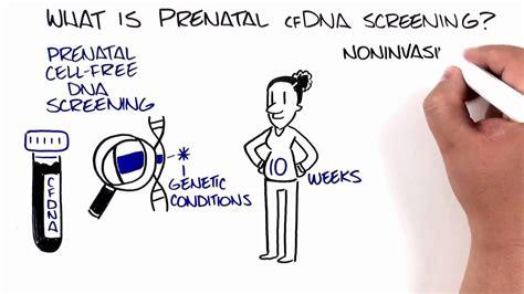 test dna fetale prenatal cell free dna screening cfdna screening