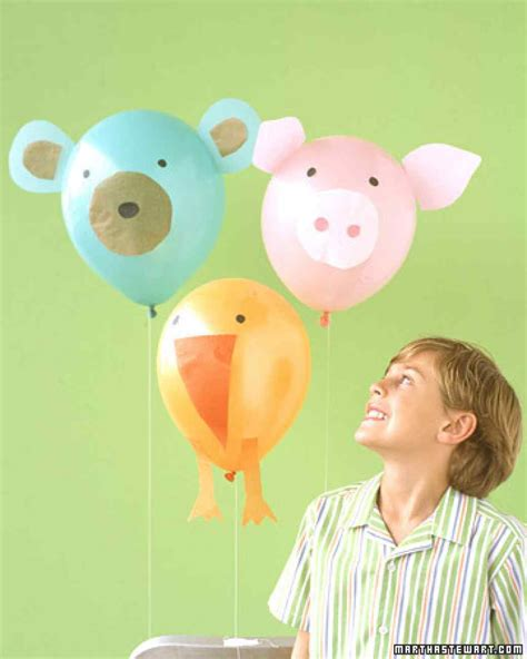 Balon Animals balloon animals martha stewart