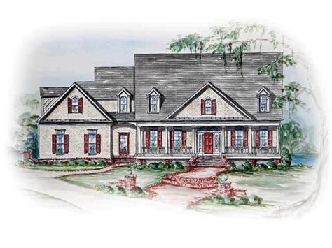 large country house plans large country home plan 15778ge architectural designs