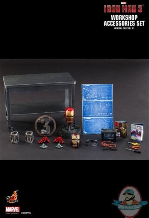 Toys 16 Iron 3 Workshop Accesories Set 1 6 scale iron 3 workshop accessories set by toys of figures