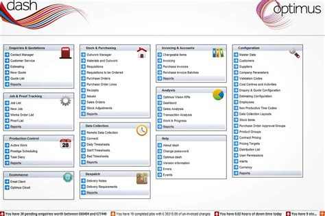 mis workflow service complete workflow solutions kba koenig
