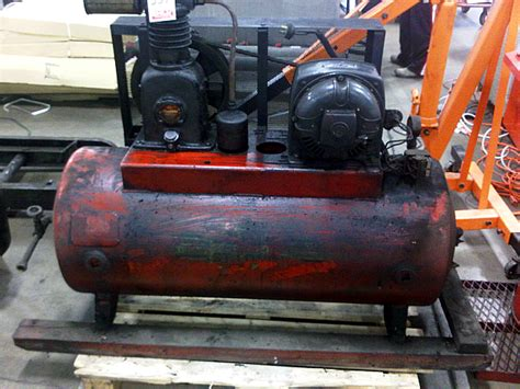 1930 s curtis compressor rebuild smokstak