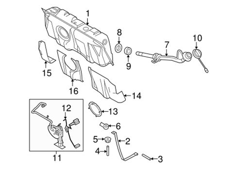 94 mercury grand marquis engine diagram car repair