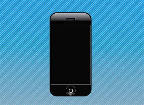 design graphics on iphone free vector i phone design vector art graphics