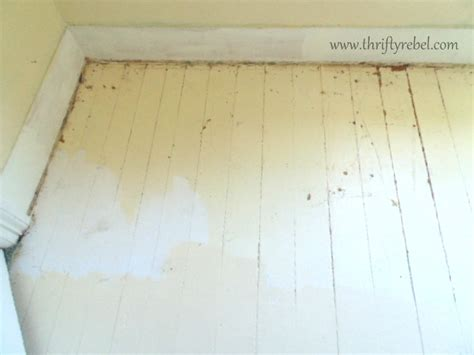 Getting Paint Wood Floor by Painting An Antique Wood Floor Thrifty Rebel Vintage