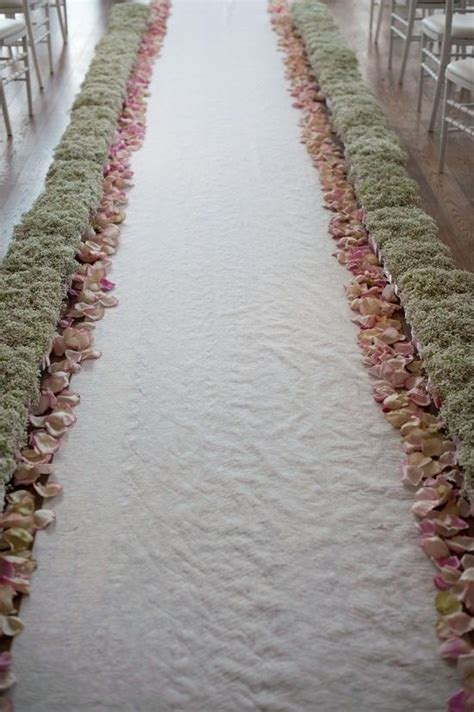 Baby S Breath Wedding Aisle by Babys Breath Wedding Aisle Wedding