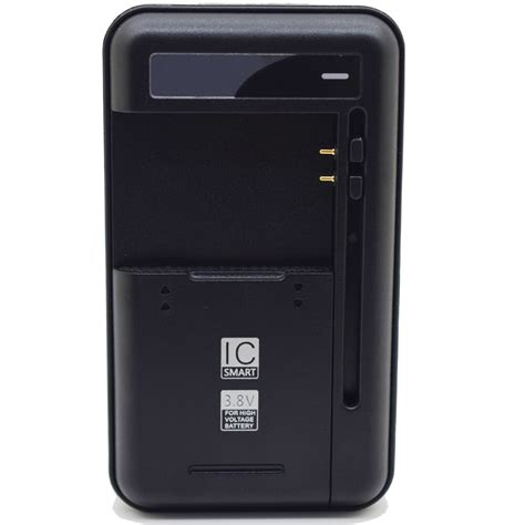 universal travel dock wall usb spare battery charger