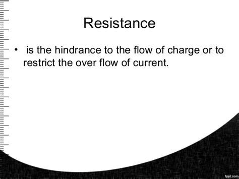 Multitester Constant multitester wire resistivity