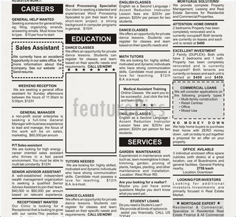 newspaper ad template newspaper advertisement template best business template