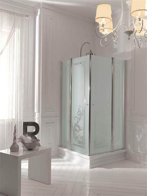 bagni classici con doccia bagno retr 242 con doccia si pu 242 con kerasan