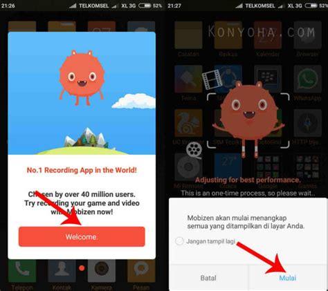 membuat video layar android cara merekam layar android menjadi video tanpa root