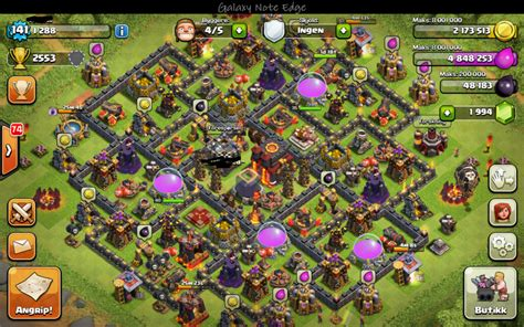 clash of clans max levels clash of clans level 141 max def max heros max troops