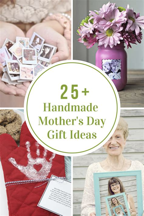 A Handmade Gift - 43 diy mothers day gifts handmade gift ideas for