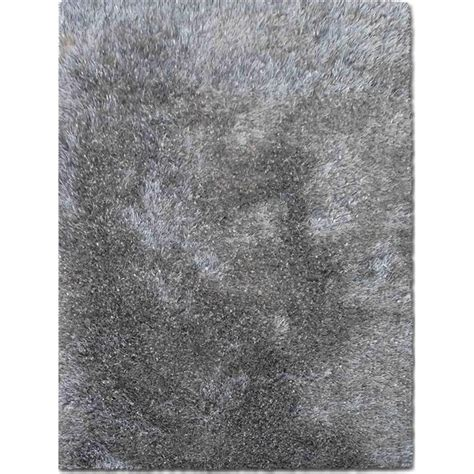 grey rug 5x7 woven shag grey grey polyester 5x7 6 area rug overstock shopping great deals on one