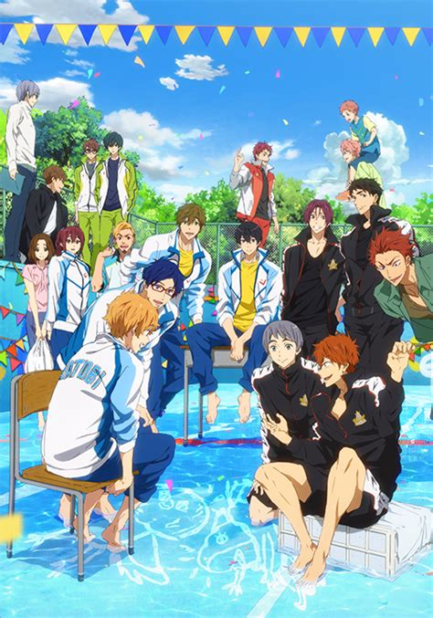film anime nere gratis free take your marks teaser e visual del nuovo film