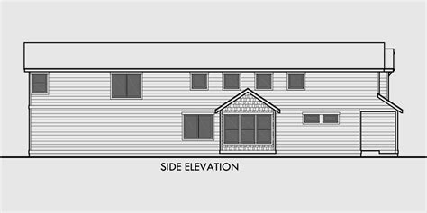 house plans for wide lots wide lot craftsman house plans house design plans