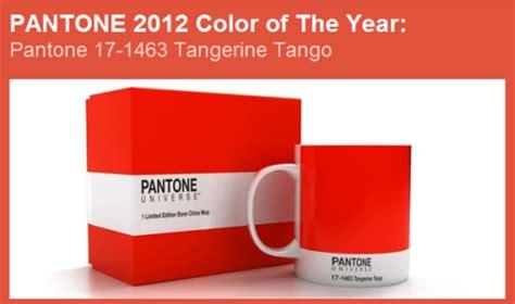 pantone color of the year 2012 tangerine tango pantone s color of the year 2012