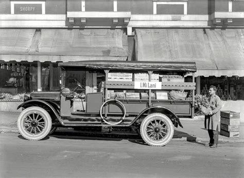 Tas Motor Vehicle St Duty san francisco ca 1920 quot i mi reo speed wagon