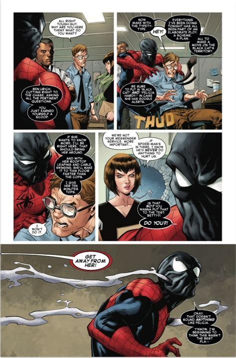 Alpha Venom 3 White Black spider gets a symbiote again