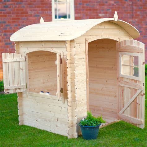 rent to own childrens playhouses cabins log cabin tiny rebo bow top childrens outdoor wooden playhouse real wood