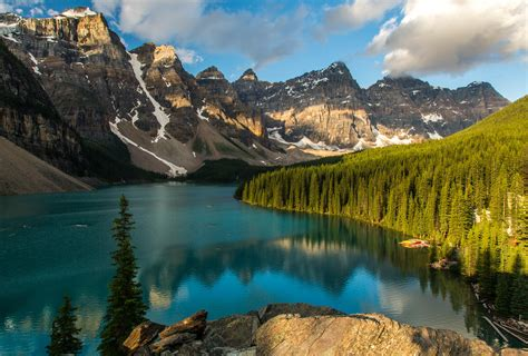 Green Horizon Landscaping by Moraine Lake Christopher Martin Photography