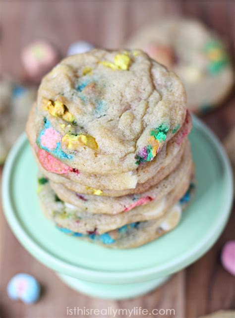 lucky charms cookies is this really my is this
