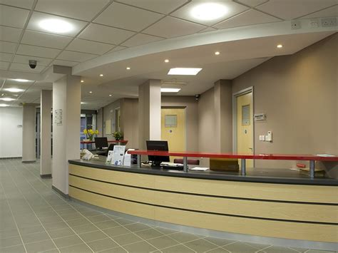 Mc Interiors by Bulkheads Office Refurbishment Warrington Mc Interiors