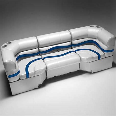 Pontoon Boat Upholstery by Pontoon Boat Seats Prg86 Deckmate 174 Boat Seats