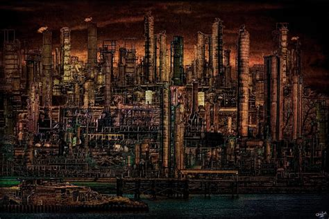 Industrial Arts by Industrial Psychosis By Chris Lord