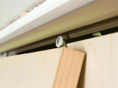 Closet Door Hardware Track Installing A Sliding Closet Door How Tos Diy