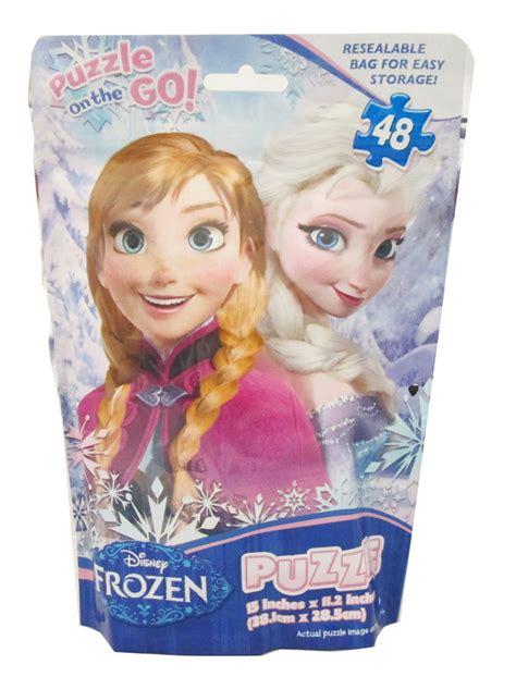 Best Terlaris Puzzle Jigsaw Frozen 100 Pcs Sni puzzle in foil bag disney frozen children s puzzles