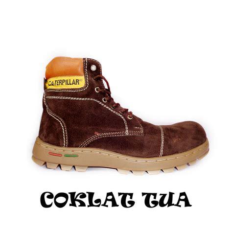 Sepatu Caterpillar C V Pria jual sepatu caterpillar murah agen sepatu boots