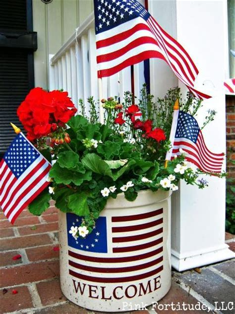 patriotic decorating ideas patriotic decorations