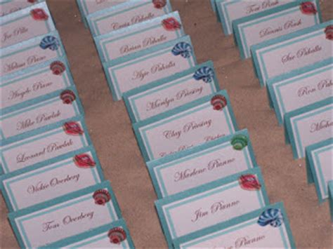 write wedding place cards wedding event planning decor floral design cleveland oh and dallas tx how to write