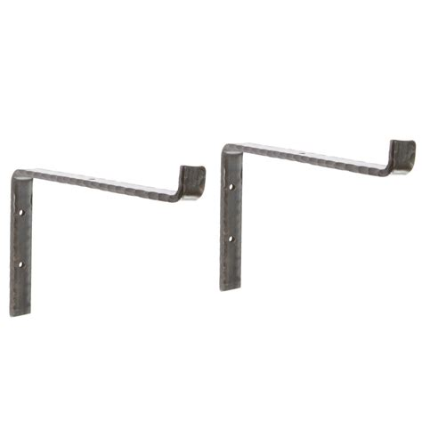Shelf Brackets by Industrial Simple Iron Shelf Brackets Rejuvenation