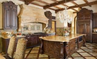 Old World Style Kitchen Cabinets by Old World Kitchen Designs Kitchen Design Ideas Blog
