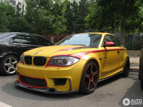 this bmw 1m coupe is all about germany autoevolution