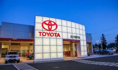 Toyota Of Olympia Toyota Of Olympia Car Dealership In Olympia Wa 98502 1018