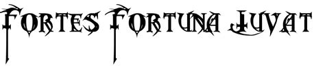 fortes fortuna juvat tattoo tattoo collections