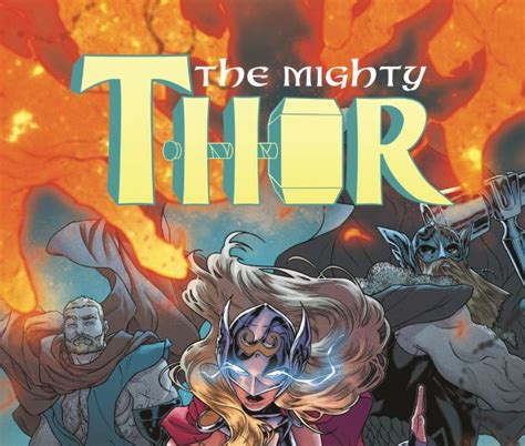 mighty thor vol 4 the war thor hardcover comic books