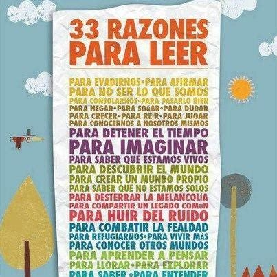 libro political ideas for a 33 razones para leer lectura spanish spanish teacher and teaching literature