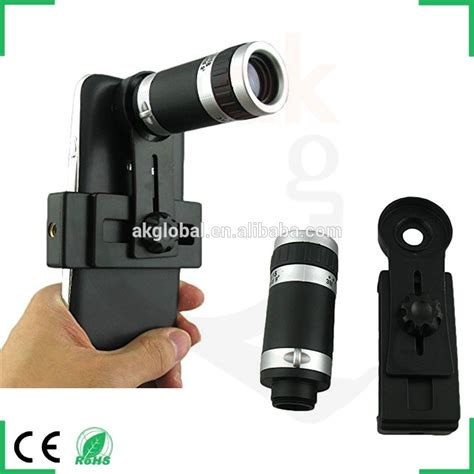 optical zoom lens 8x telescope telephoto lens for iphone samsung other mobile phones buy zoom