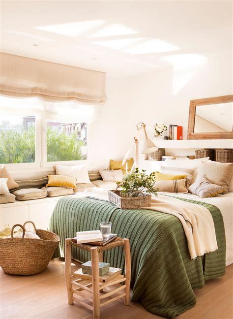 ideas geniales  dormitorios pequenos