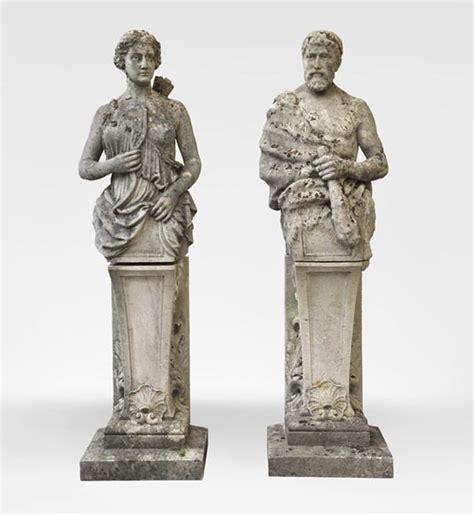 statues de jardin anciennes louis xiv