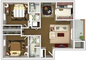 Floor Plan 2 Bedroom Apartment by Three Bedroom Flat Layout Google Search Home Designs